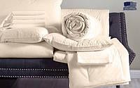 Скидка на бежевое постельное белье из сатина 35%
