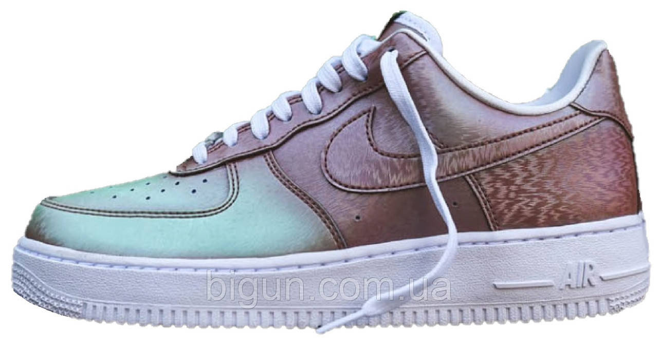 9708f455 Женские кроссовки Nike Air Force 1 Preserved Icons / Lady Liberty 37 -