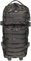 Рюкзак военный 30 л MFH пиксельный камуфляж