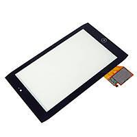 Сенсорний екран для планшету Acer Iconia Tab A100 A101, тачскрін чорний