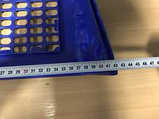 Протекторы пластиковые на покупательские тележки б/у Wanzl P130, фото 2