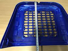 Протекторы пластиковые на покупательские тележки б/у Wanzl P130, фото 3