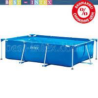 Надувные бассейны для детей Intex 28272 (300-200-75 см.)