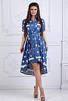 Платье женское летнее короткое