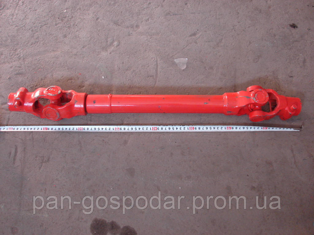 Вал карданный (кардан) 6х6 80см шлицевой (средний)