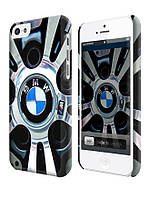 Чехол для iPhone 4/4s/5/5s/5с  BMW диски