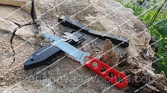 Нож для дайвинга  SS-06 Красная Акула Водолазный