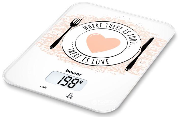 Весы кухонные Beurer KS19 Love