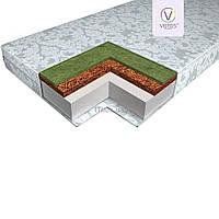 Матрас для детской кроватки Верес Холлофайбер Люкс 8см (50.3.01)