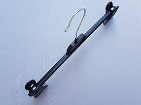 Плечики  V-B30  черного цвета,  длина 30 см., фото 2