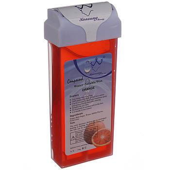 Воск для депиляции Konsung Beauty 150 г Апельсин