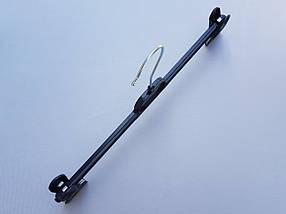 Плечики  V-B36 черного цвета, длина 36 см., фото 2