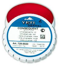 Универсальный (зуботехнический) воск Yeti Dental CONSEQUENT  (Консеквент), 70 г