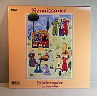 CD диск Renaissance - Scheherazade And Other Stories