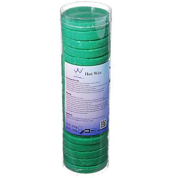 Воск для депиляции в таблетках Konsung Beauty 500 г Зеленый