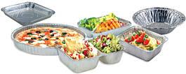 Одноразовые контейнеры из пищевого алюминия