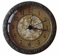 Часовая капсула Серебро (фигурная) 100 мм