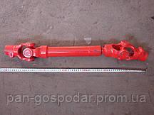 Вал карданный (кардан) 6х6 70 см шлицевой (малый)