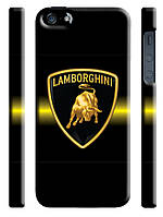 Чехол для iPhone 4/4s/5/5s/5с lamborghini