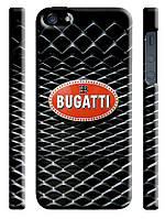 Чехол для iPhone 4/4s/5/5s/5с bugatti