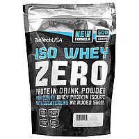 Протеин BioTech USA Iso Whey Zero 500g