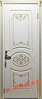 Дверь межкомнатная Сильвия остекленная