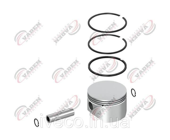 Кольца компрессора 86мм 2.00x2.00x3.00 42549147 1194410 LK4936 LP4857 1194415 119413 Iveco Cursor Ивеко Курсор