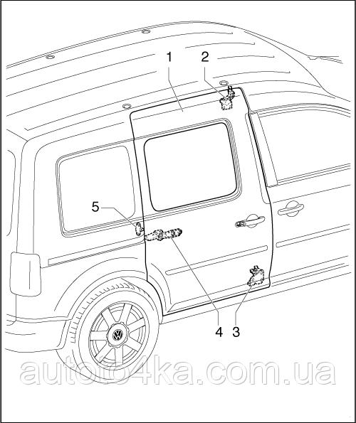 Регулировка двери транспортер т5 правила ремонта транспортера