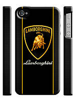 Чехол для iPhone 4/4s lamborghini
