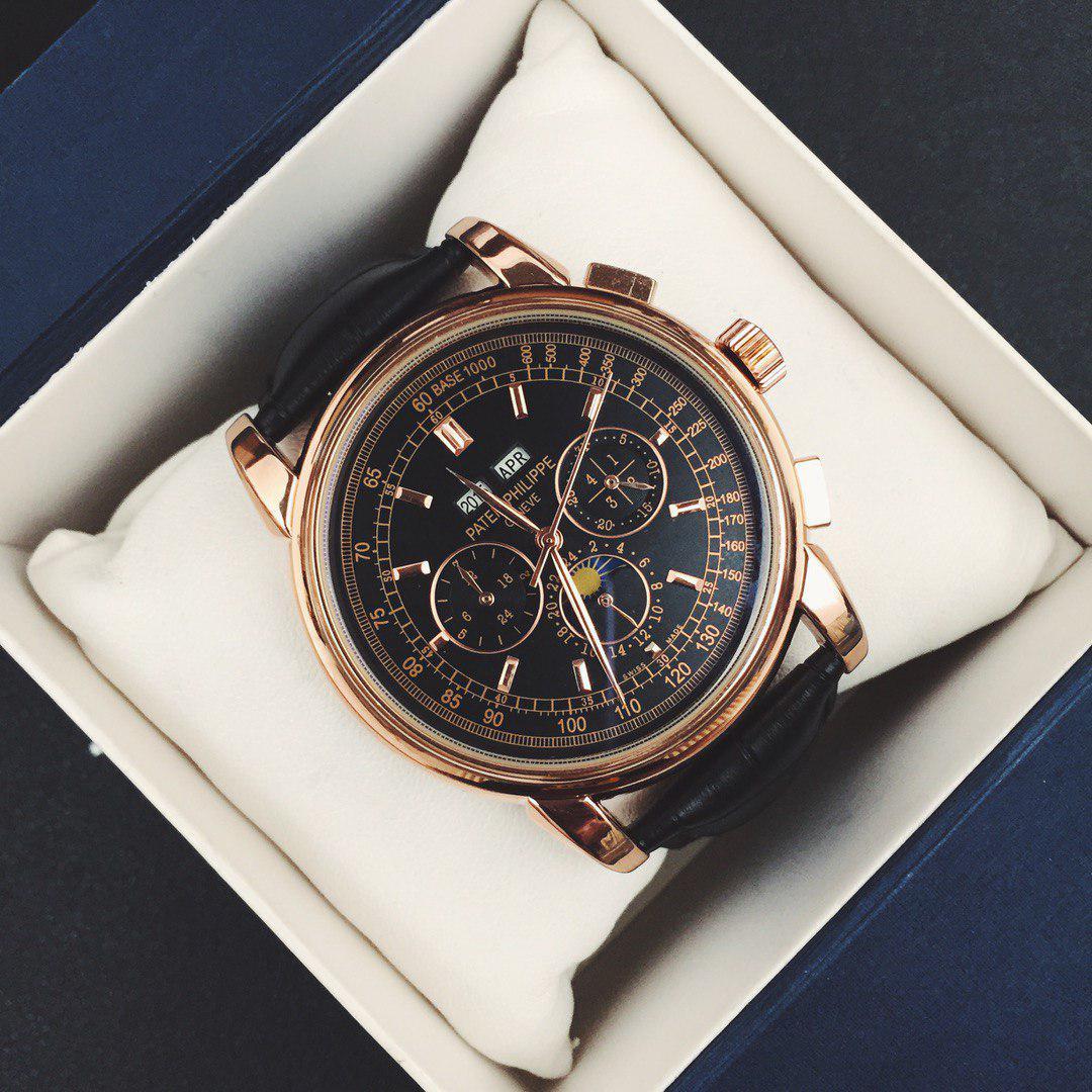 Механічні Годинники Patek Philippe