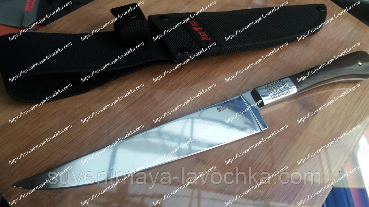 Нож кухонный 3282 ACWP для шашлыка