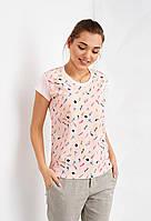 Лаконичная молодежная футболка
