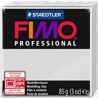 Фимо Профессионал 85 г Fimo Professional - 80 серый дельфин