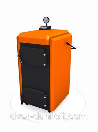 Пиролизные котлы Unika 15-150 кВт, фото 2