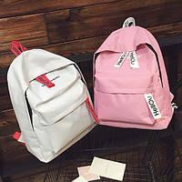 Молодежный тканевой рюкзак Super hero, цвета в наличии, фото 1