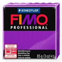 Фимо Профессионал 85 г Fimo Professional - 6 лиловый