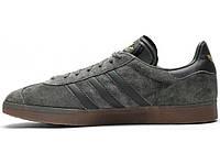 Мужские кроссовки Adidas Gazelle Utility Grey