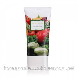 """Очищаюча маска для обличчя MISSHA """"Secret Recipe Clean Vegetables Mask"""""""