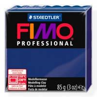 Фимо Профессионал 85 г Fimo Professional - 34 королевский синий