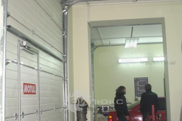 Вирішення: Установлено електричні інфрачервоні обігрівачі БіЛюкс загальною потужністю 25,2 кВт (БіЛюкс П4000 - 1 шт, БіЛюкс П3000 - 2 шт, БіЛюкс П2000 - 7 шт, БіЛюкс Б1350 - 1шт).