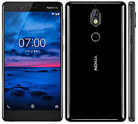 Смартфон Nokia 7 Dual SIM Black 4/64gb Qualcomm Snapdragon 630 3000 мАч