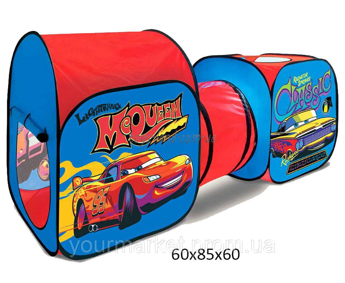 Палатка D-3308 Cars в коробке