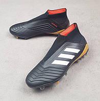 Футбольные мужские бутсы Adidas Predator 18+ FG Skystalker b4fffbca9c38a