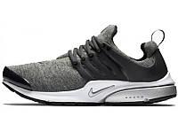 Мужские кроссовки Nike Air Presto Fleece Grey