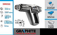 Термофен 2000 Вт, GRAPHITE 59G522.