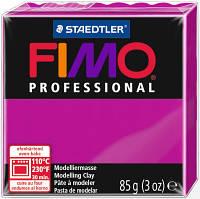 Фимо Профессионал 85 г Fimo Professional - 210 маджента