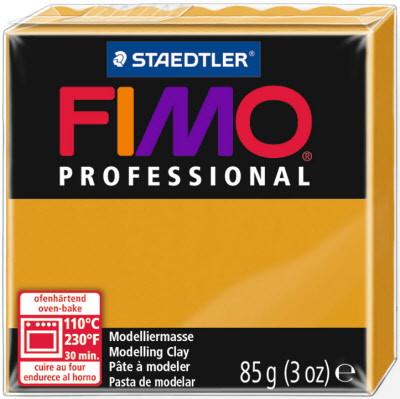 Фимо Профессионал 85 г Fimo Professional  - 17 охра