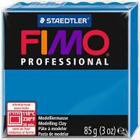 Фимо Профессионал 85 г Fimo Professional -300 основной синий