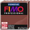 Фимо Профессионал 85 г Fimo Professional -77 шоколад
