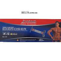 Тренажер для м'язів рук Three function Exerciser, еспандер з металевими пружинами, фото 1